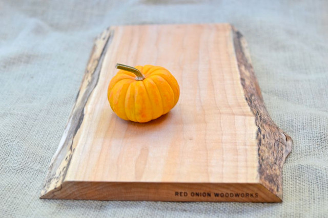 The Unlikely Boat Builder Cutting Boards