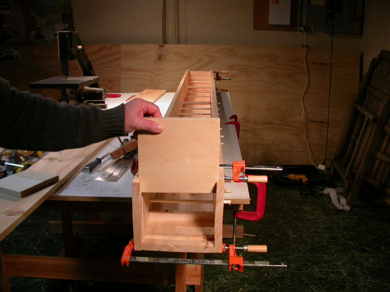 steam box woodworking plans